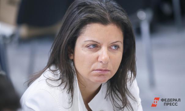 Симоньян обвинила государство в вымирании российского телевидения