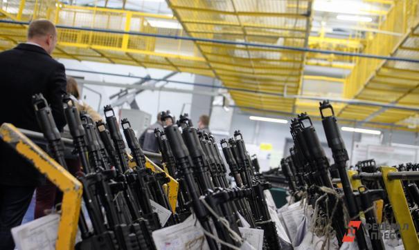В России разработали инновационную снайперскую винтовку