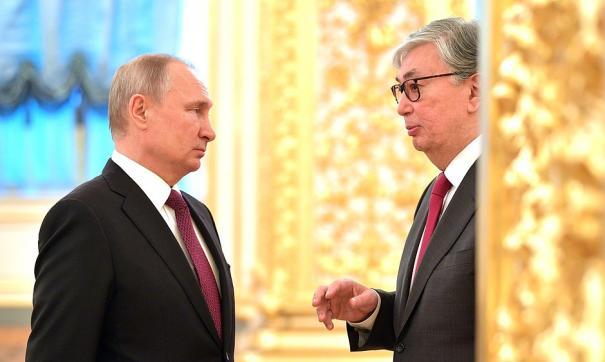 Касым-Жомарт Токаев встретится с Владимиром Путиным в первый день работы форума в Омске
