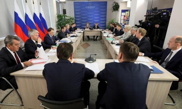 Глава Республики Алтай заметил, что в бюджет не включено строительство социальных объектов