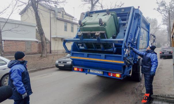 Расценки у «левых» транспортировщиков отходов ничтожно малы