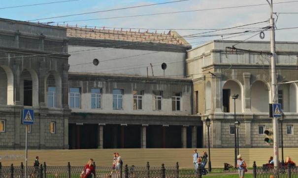 Работы по реконструкции музея должны завершить к лету 2021 года
