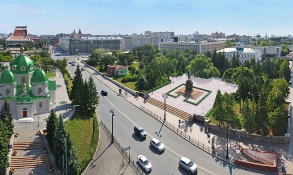 Экс-губернатор Омской области является самым ярым сторонником восстановления храма на Ильинской горке