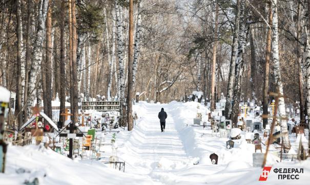 Мэр Омска Оксана Фадина уже получала представление от прокуратуры за ненадлежащее состояние омских кладбищ