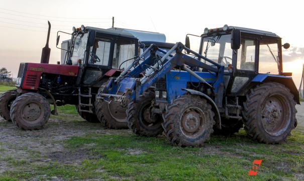 Госпрограмма поддержки сельского хозяйства выполнена наполовину