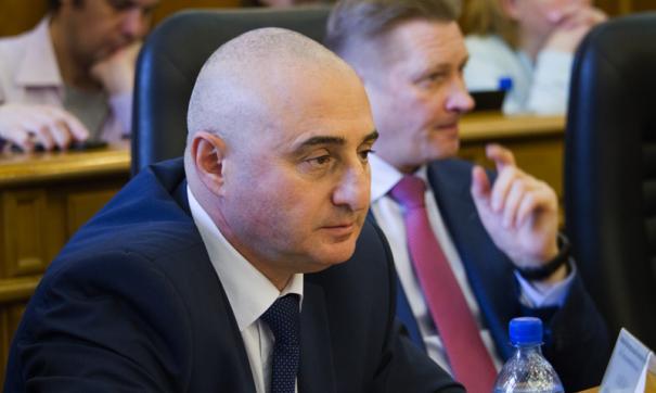 Михаил Каган не остался равнодушным к противостоянию