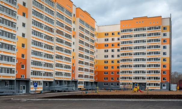 Новостройка на Менжинского, 13 привлекательна и своим расположением