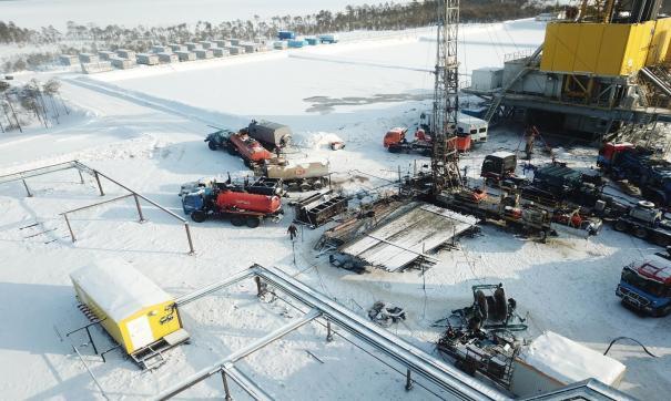 Компания внедряет современные технические и инженерные решения при строительстве скважин