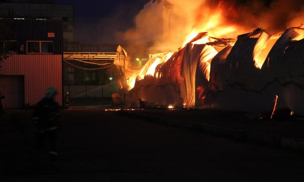 УГМК отрицает, что возгорание произошло на «Уралэлектромеди»