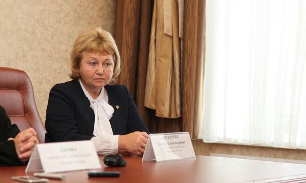 Тамара Литвинова