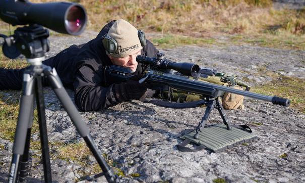 Снайперы университета спецназа оценили отечественный стрелковый комплекс «Фантом»