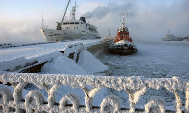 Из Мурманска вышло последнее в этом году судно с грузом для Ямала