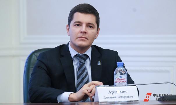 Глава Шурышкарского района представил план развития губернатору ЯНАО