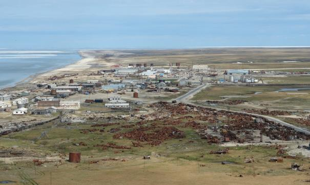 Военные экологи очистят от металлолома самую старую метеостанцию Ямала