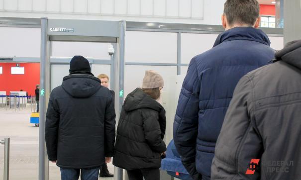 Вахтовики парализовали работу аэропорта Нового Уренгоя