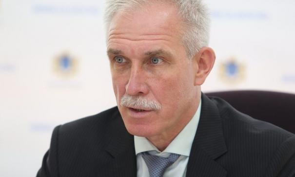 О появлении новых игроков рассказал глава региона Сергей Морозов