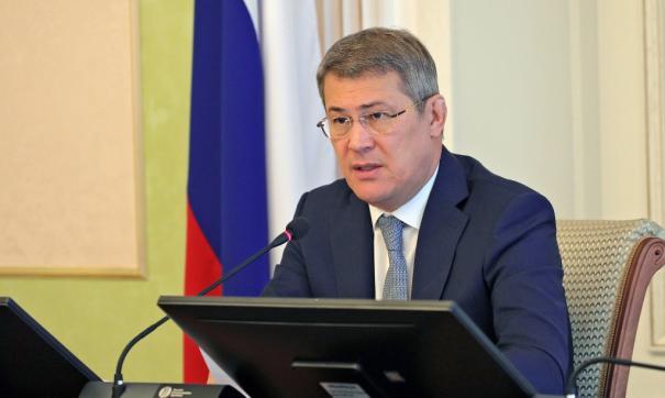 Глава РБ Радий Хабиров отчитал правительство за невыполнение нацпроектов
