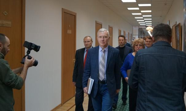 Законодательное собрание региона уже зарегистрировало инициативу жителей