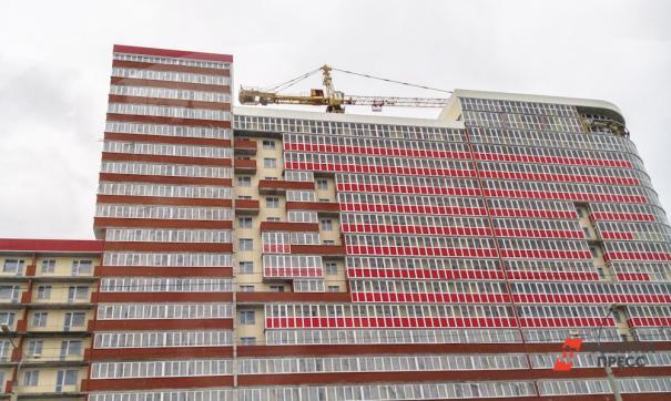 За 11 месяцев ввод недвижимости составил 115 % годового плана