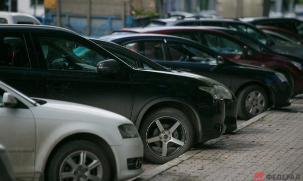 По проекту предполагалось создание 8000 платных парковочных мест