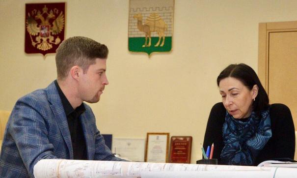 Переговоры прошли в администрации Челябинска