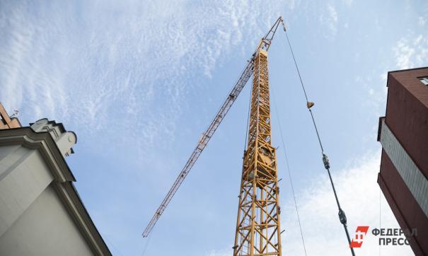 Разрешение на строительство многоэтажки было выдано в сентябре этого года