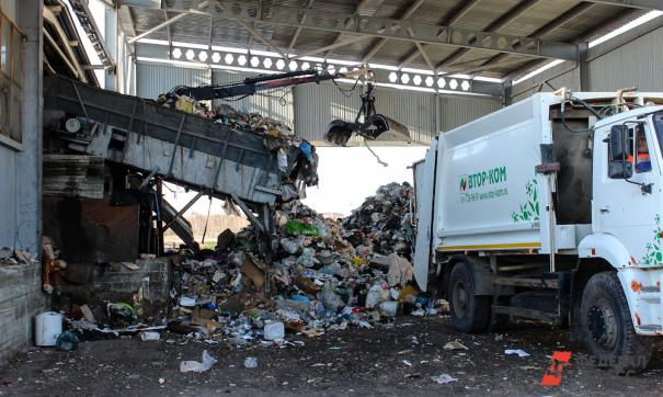 С января 2020 года Шадринский мусорный полигон закрывается на рекультивацию