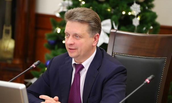 Новым вице-губернатором Петербурга станет экс-министр транспорта РФ