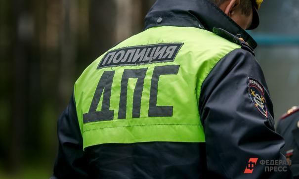 Депутат Вдонин был задержан инспекторами ДПС