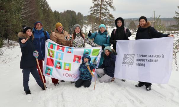 Активисты очистили от мусора берег Чусовой