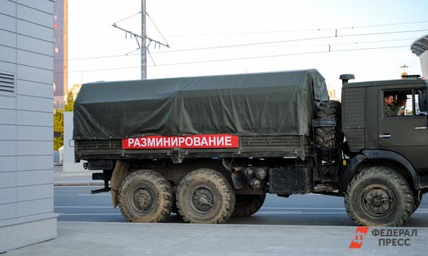 В Москве эвакуировали восемь судов из-за угроз о минировании