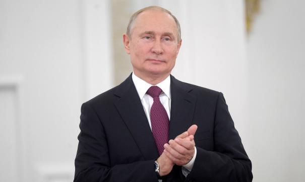 Путин назвал долю современного оружия в российской ядерной триаде