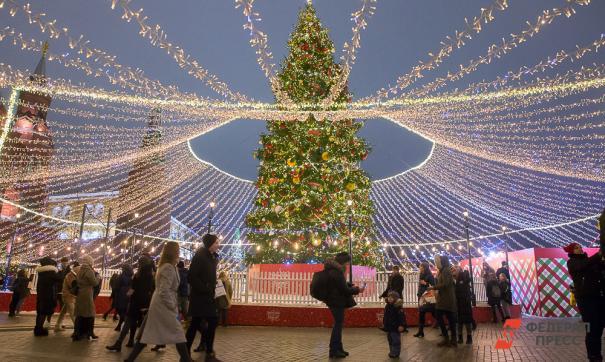 Трети россиян приходится копить деньги на празднование Нового года