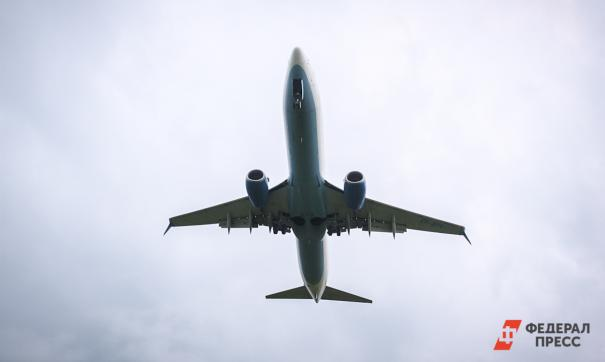 Летевший из Гоа в Москву самолет экстренно приземлился в Баку