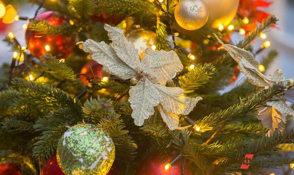 Роскачество обнаружило в большинстве искусственных елок формальдегид