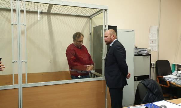 Олег Соколов и Александр Почуев