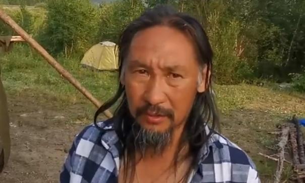 Якутский шаман продолжил путешествие в Москву