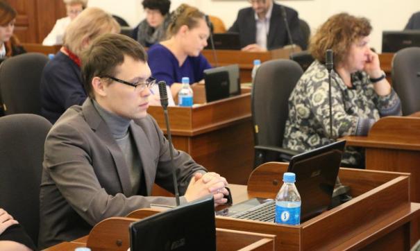 Депутат от КПРФ покидает Думу Владивостока