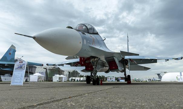 В Хабаровском крае разбился новейший истребитель Су-57