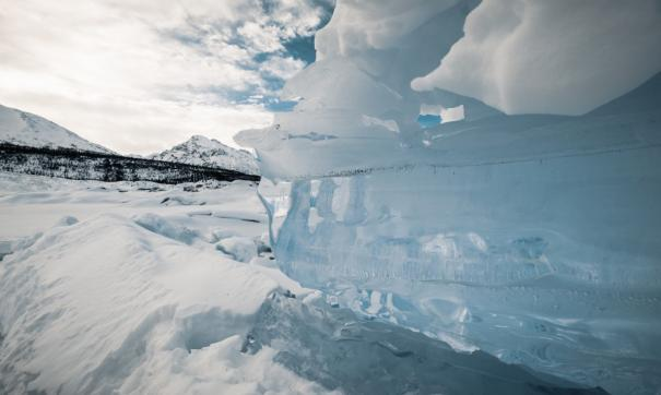 В Якутске построят огромный кинотеатр изо льда