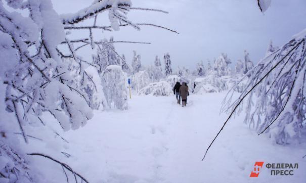На Чукотке спасатели уже шестой день ищут сноубордиста, который исчез после схода крупной лавины