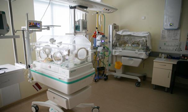 Областная детская клиническая больница № 1 получила в свое распоряжение уникальное оборудование.