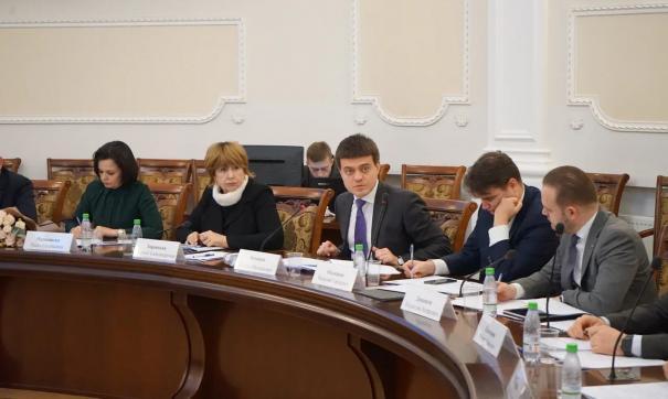 Министр науки и высшего образования РФ Михаил Котюков провел первое заседание оргкомитета всероссийской акции «Ночь карьеры»