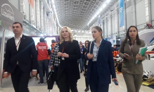 Зампред правительства России дала оценку взаимодействия власти, некоммерческих организаций и волонтеров