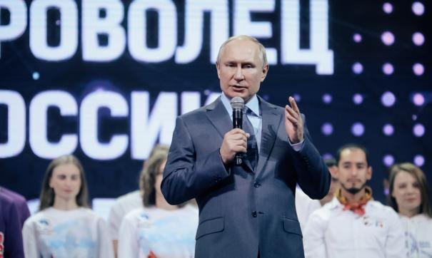 В России отмечают День добровольца