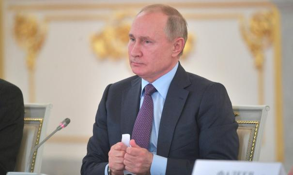 Путин поддержал идею введения ответственности для чиновников за оскорбления граждан