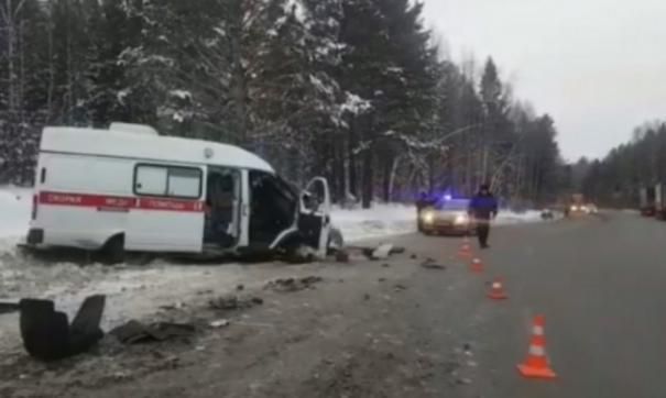 В результате аварии частично была перекрыта федеральная трасса