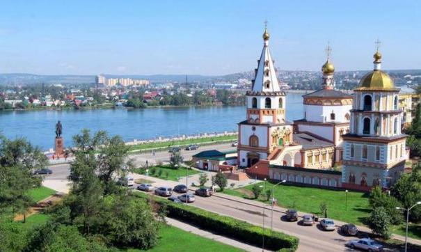 В прошлом году Иркутск признали лучшим областным центром в Сибирском федеральном округе