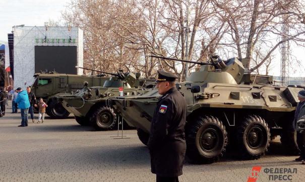 Власти региона и военные прорабатывают технические вопросы