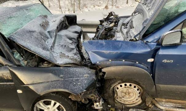 Итог обгона: трое погибших  и три пострадавших